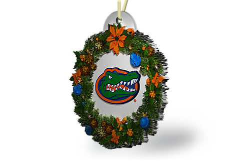 Florida Wreath Ornament