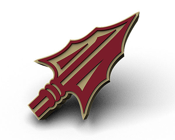 First Look: FSU's New Spear Logo For 2014