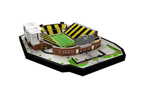 Iowa Kinnick Stadium Replica