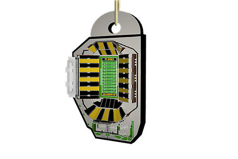Iowa Stadium Ornament 2016
