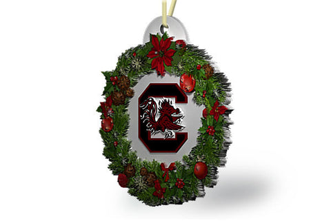 South Carolina Wreath Ornament