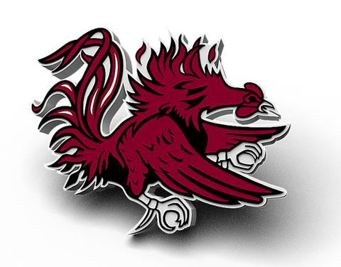 South Carolina Fighting Gamecock Magnet
