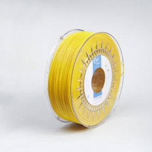 Craftbot PLA Yellow Filament (1kg)