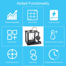 Load image into Gallery viewer, Newest Ender-5 Creality 3D Printer Ender-5 Printer With Stable Power Enclosed Structure With Power Off Resume Print 220*220*300