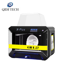 Load image into Gallery viewer, QIDI TECH 3D Printer X-Plus Large Size Intelligent Industrial Grade mpresora 3d WiFi Function High Precision Printing