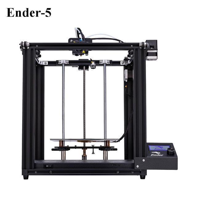 Newest Ender-5 Creality 3D Printer Ender-5 Printer With Stable Power Enclosed Structure With Power Off Resume Print 220*220*300
