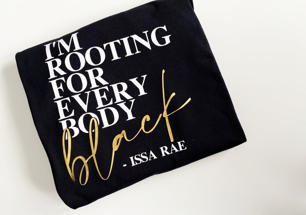 I'm rooting for everybody black - Issa Rae