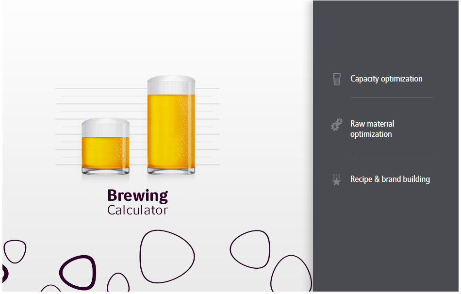 Brewing Calculator Cost Saving Microbrewers Craftbrewers