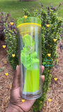 Neon Collection Tumbler Cups