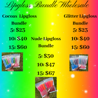 Lipgloss Bundle Wholesale
