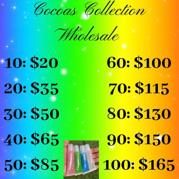 Cocoas Collection Wholesale