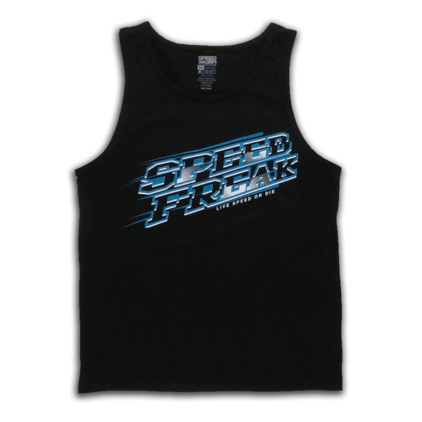 ICED OUT TANK