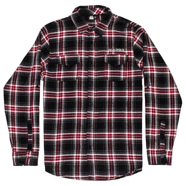 REDLINE-FLANNEL SHIRT