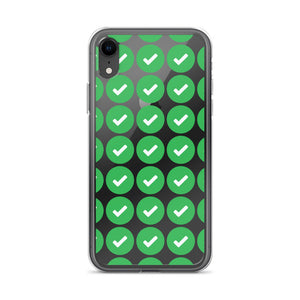 Green Dot City iPhone Case