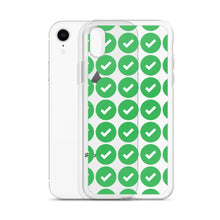 Load image into Gallery viewer, Green Dot City iPhone Case
