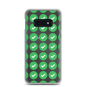 Green Dot City Samsung Case