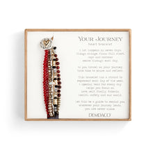 Load image into Gallery viewer, Beaded Love Bracelet