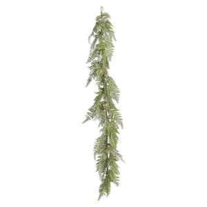 Real Touch Fern Garland