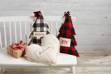 Load image into Gallery viewer, Christmas Figural Pillow