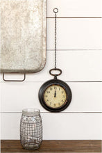 Load image into Gallery viewer, Pocket Watch Wall Clock