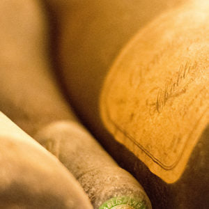 The 8 golden rules for storing champagne
