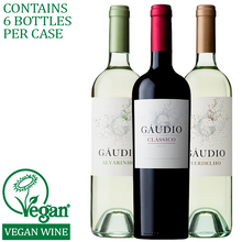 Load image into Gallery viewer, The Gáudio Experience - mixed case of 6x 75cl