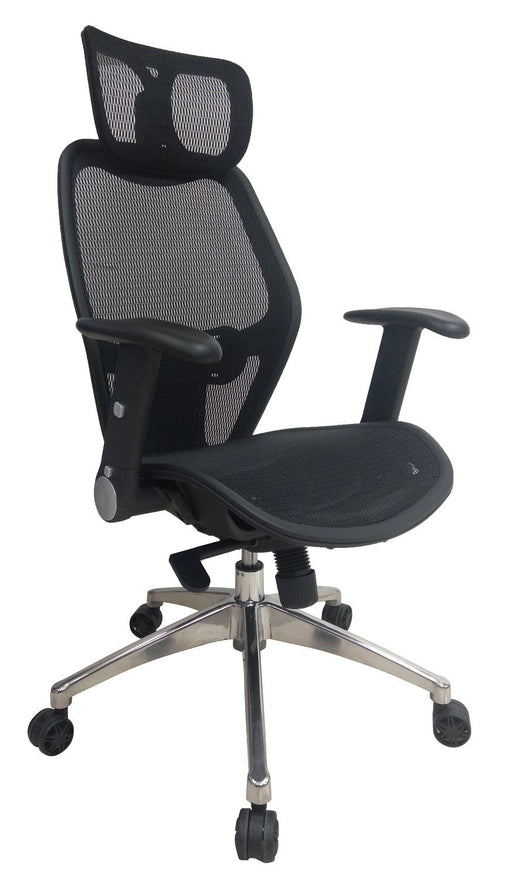 Full Mesh Executive Chair with Headrest