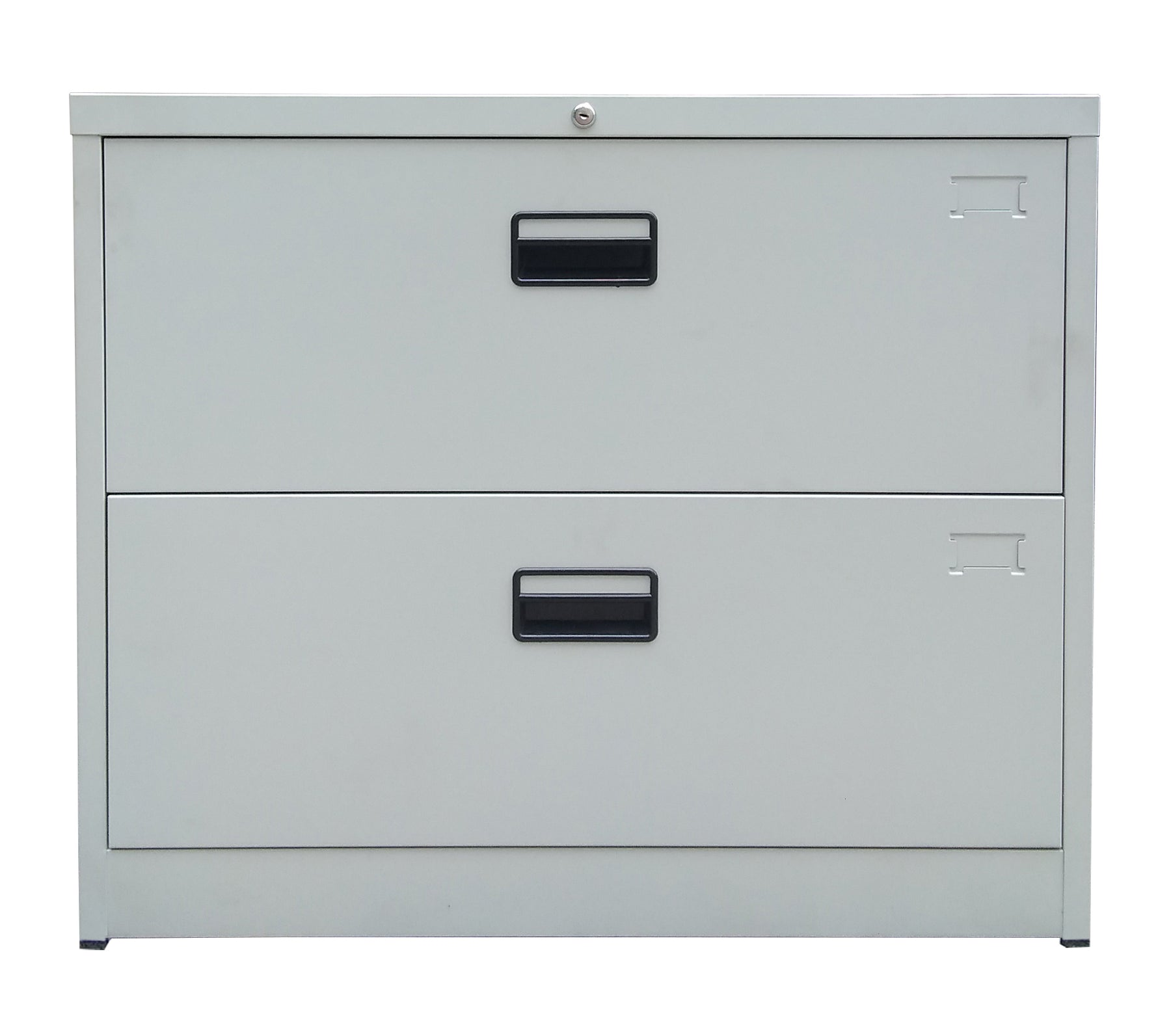 2 Drawer Steel Lateral Filing Cabinet