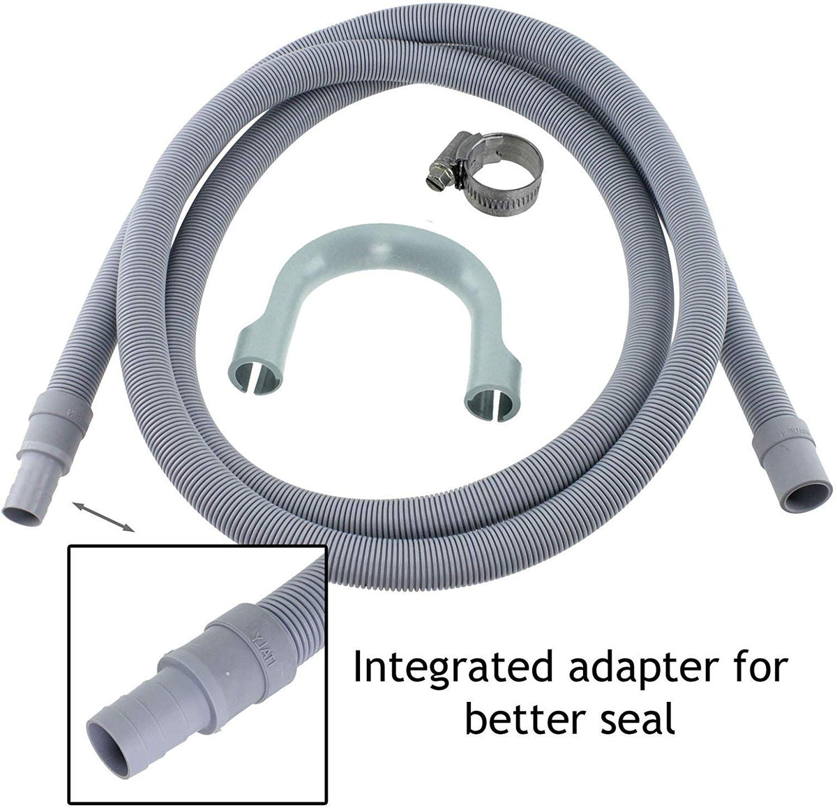 Siemens Tumble Dryer Vent Hose End Adaptor Tube Connector