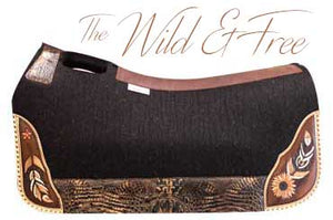 The Wild & Free 5 Star Saddle Pad