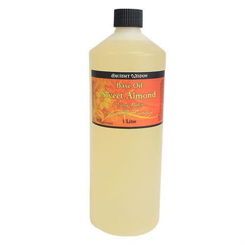 Almond  Carrier Oil litre