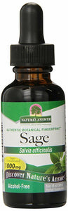 Natures Answer Liquid Sage Herb 30ml