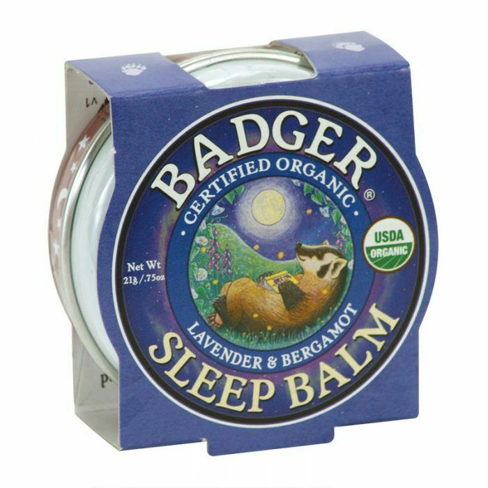Badgers Lavender & Bergamot Sleep Balm Mini 21g