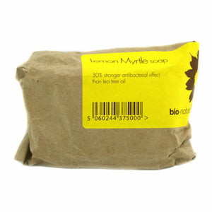 Lemon Myrtle  Soap Bio Nature plastic free  bars vegan essential oil