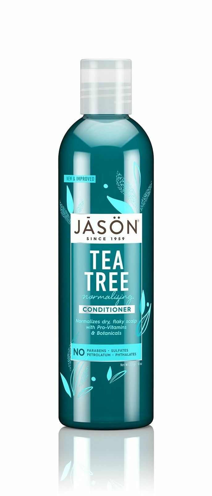 Jason Tea Tree Normalising Treatment Conditioner Dry, Itchy Scalp.