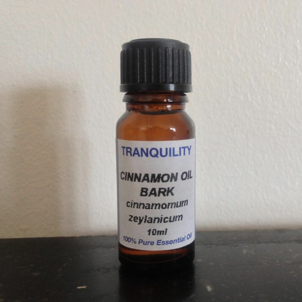 Cinnamon  Bark Essential Oil 10ml