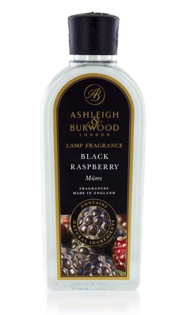 Ashleigh & Burwood Fragrance Lamp oil - Black Raspberry - 1000ml