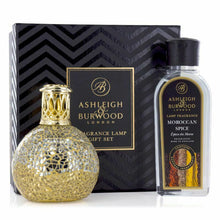 Load image into Gallery viewer, Ashleigh Burwood Premium Home Fragrance Oil Lamp Gift  Box Set with 250ml oil