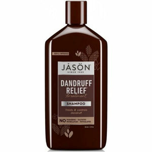 Jason Dandruff Relief Treatment Shampoo 355ml flaking scaling itching