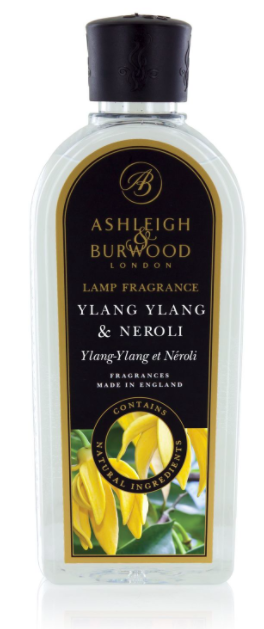 Ashleigh & Burwood Fragrance Lamp oil - Ylang Ylang & Neroli - 1000ml