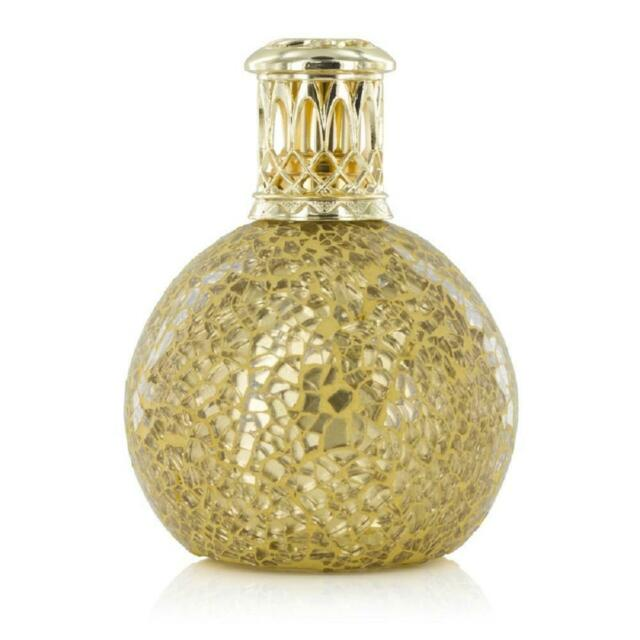 Ashleigh Burwood Golden Orb Lamp Fragrance Gift Set