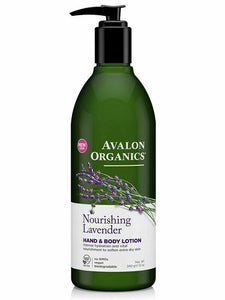 Avalon Organics Hand & Body Lotion  355ml