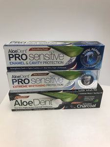 Aloe Dent Pro Sensitive Toothpaste