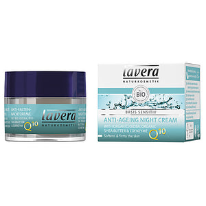 Lavera Basis Sensitive Q10 Anti Ageing Night Cream