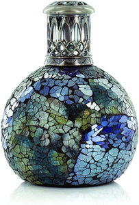 Ashleigh & Burwood Premium Glass Mosaic Neptune Home Fragrance Lamp gift box
