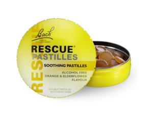 Bachs Rescue Remedy Pastilles 50g