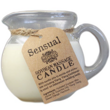 Load image into Gallery viewer, Sensual Soybean Massage Candle