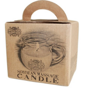 Sensual Soybean Massage Candle
