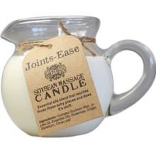 Load image into Gallery viewer, Joints Ease Soybean Massage Candle