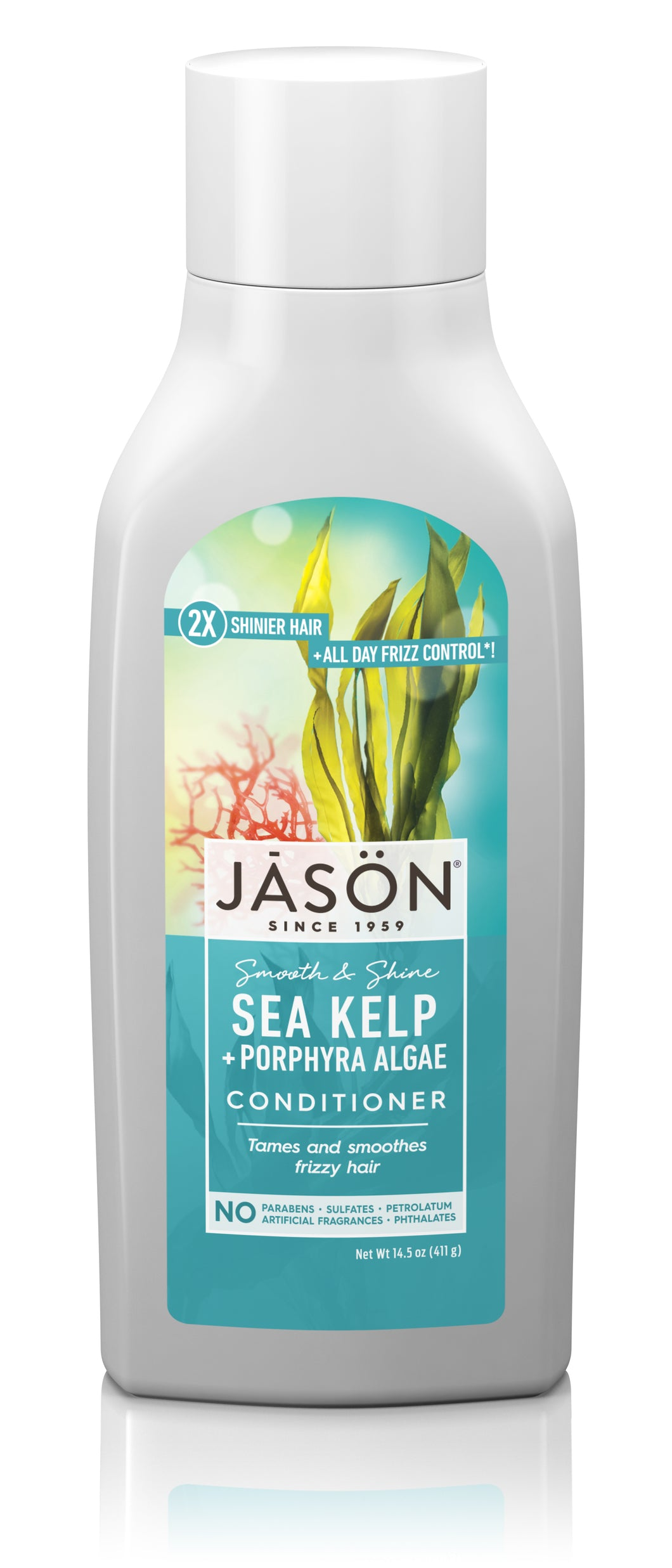 Jason Organic Sea Kelp Conditioner Natural Hair